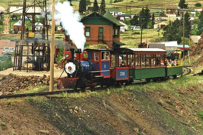 Cripple Creek & Victor Narrow Gauge Railroad, Cripple Creek, United States