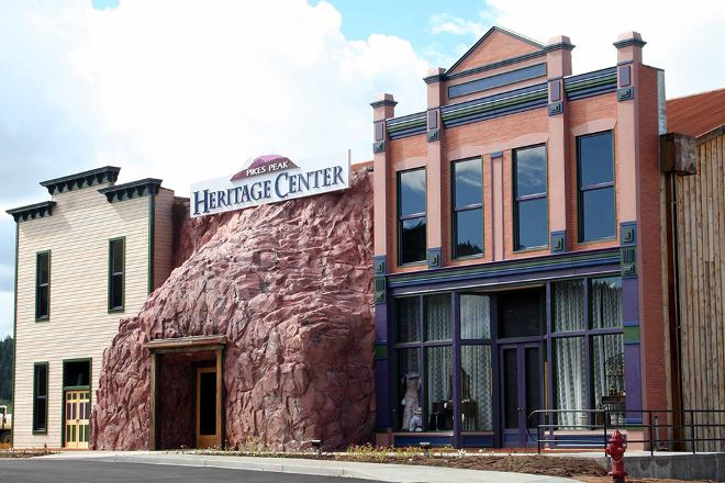 Cripple Creek Heritage and Information Center, Cripple Creek, United States