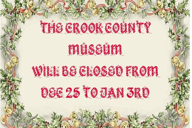 Crook County Museum, Sundance, United States