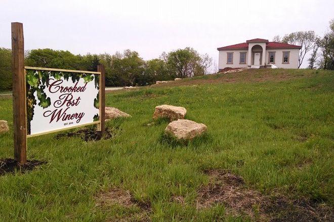 Crooked Post Winery, Ozawkie, United States