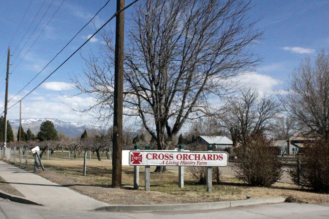 Cross Orchards Historic Site, Grand Junction, United States