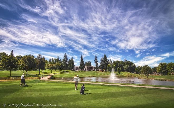 Crow Canyon Country Club, Danville, United States