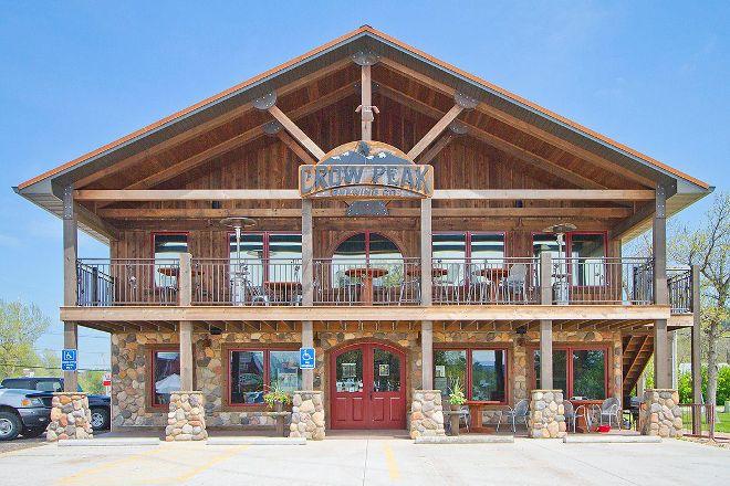 Crow Peak Brewing Company, Spearfish, United States