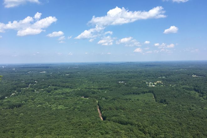 Crowders Mountain State Park, Kings Mountain, United States