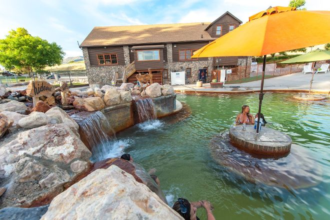 Crystal Hot Springs, Honeyville, United States