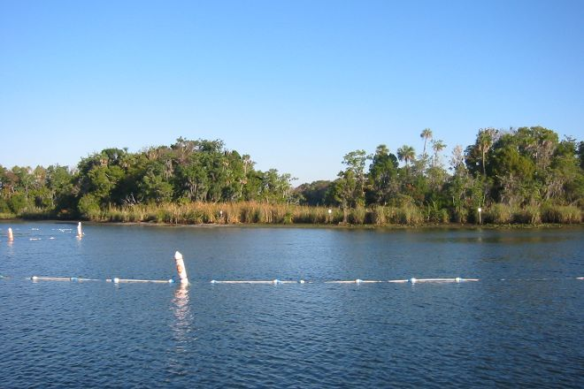 Crystal River National Wildlife Refuge, Crystal River, United States