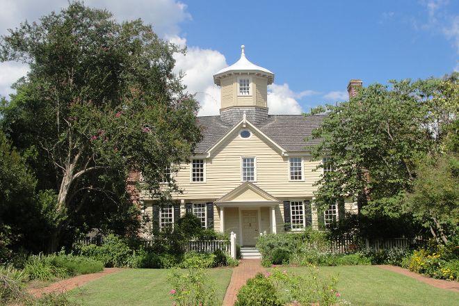 Cupola House, Edenton, United States