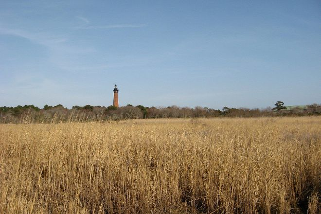 Currituck Beach Lighthouse and Museum, Corolla, United States