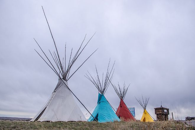 Custer Battlefield Trading Company, Crow Agency, United States
