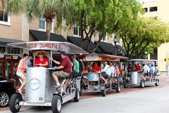 Cycle Party, Fort Lauderdale, United States