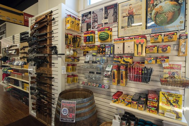 Daisy Airgun Museum, Rogers, United States