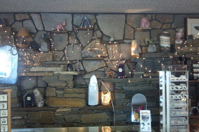 Dakota Stone Rock Shop, Hill City, United States