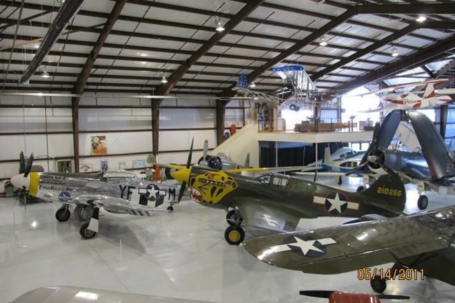 Dakota Territory Air Museum, Minot, United States