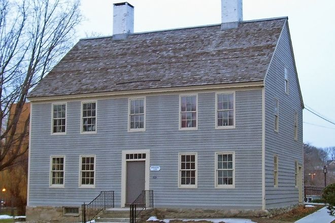 Danbury Museum & Historical Society, Danbury, United States