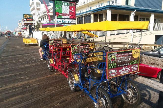 Dandy Don's Bike Rentals, Ocean City, United States