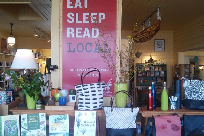 Darvill's Bookstore, Eastsound, United States