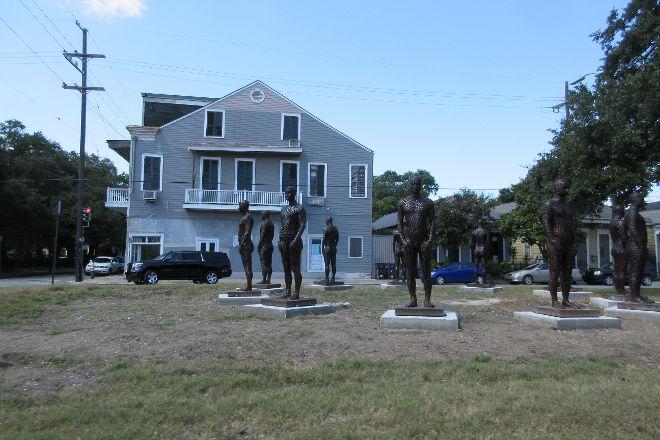 Deepwater Horizon Memorial, New Orleans, United States