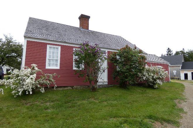 Deer Isle-Stonington Historical Society, Deer Isle, United States