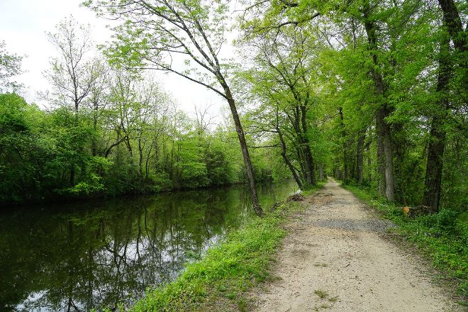 Delaware and Raritan Canal State Park, New Jersey, United States