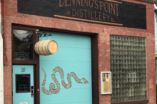Denning's Point Distillery, Beacon, United States
