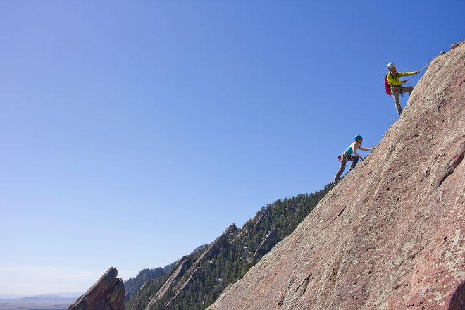 Denver Mountain Guiding, Golden, United States