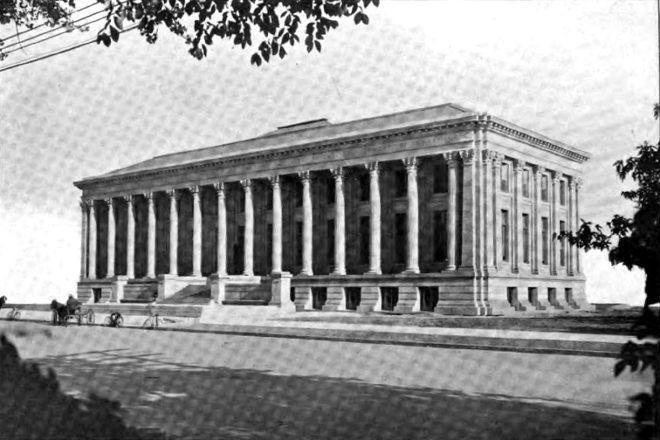 Denver Public Library, Denver, United States