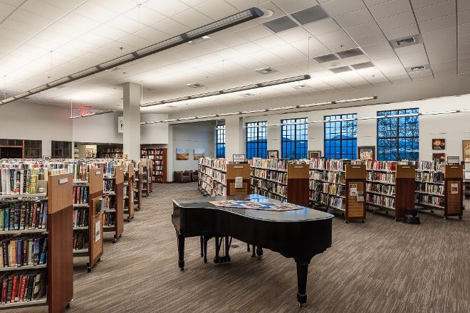 Desert Foothills Library, Cave Creek, United States