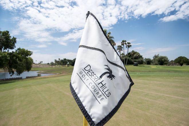 Desert Hills Municipal Golf Course, Yuma, United States