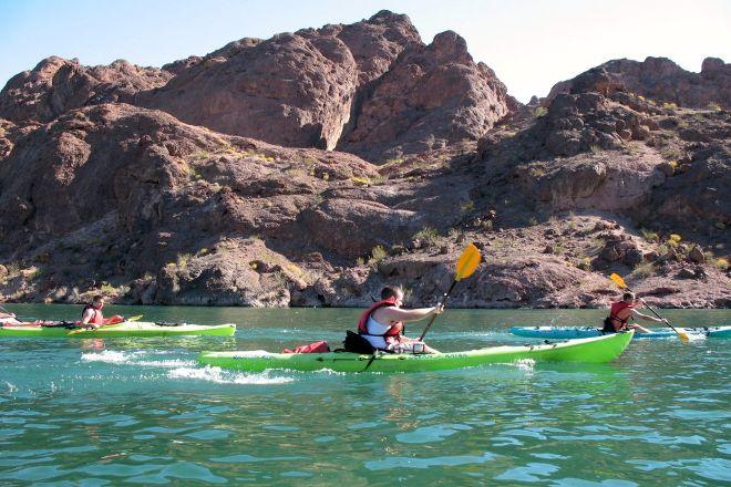 Desert River Kayak, Bullhead City, United States