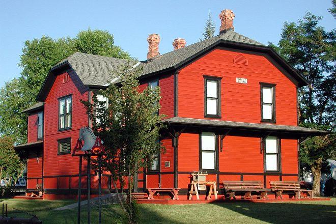 DeWitt Museum, Prairie City, United States