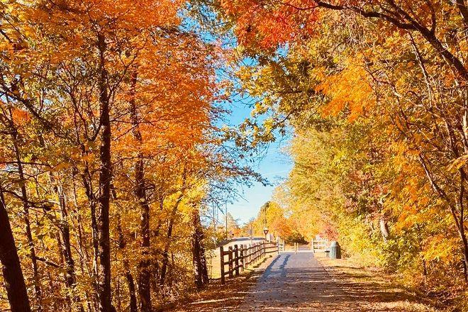 Dick & Willie Passage Rail Trail, Martinsville, United States