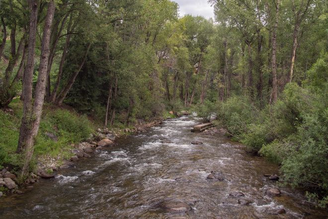 Difficult Creek Trail, Aspen, United States