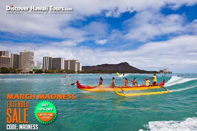 Discover Hawaii Tours, Honolulu, United States