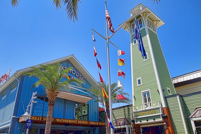 Disney Springs, Orlando, United States