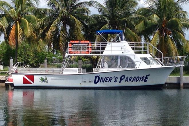 Diver's Paradise, Key Biscayne, United States
