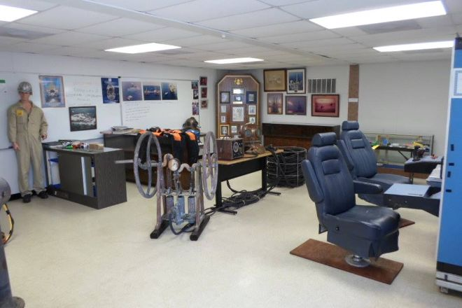 Diving & ROV Historical Preservation Museum, Morgan City, United States