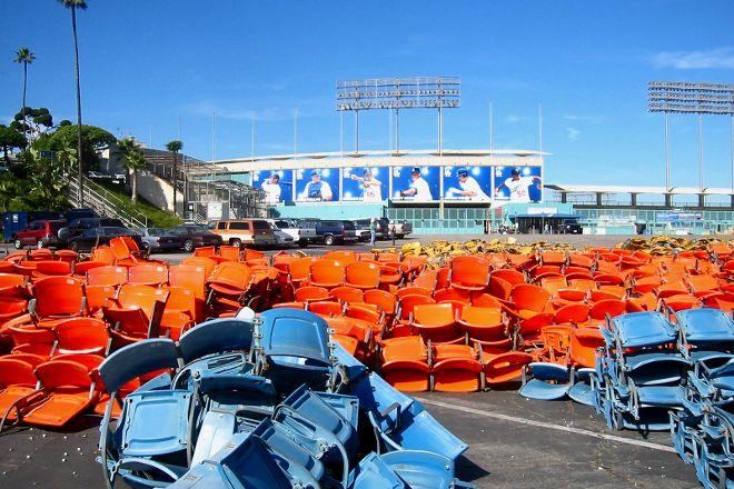 Dodger Stadium, Los Angeles, United States