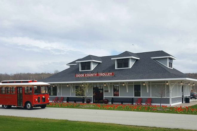 Door County Trolley, Egg Harbor, United States
