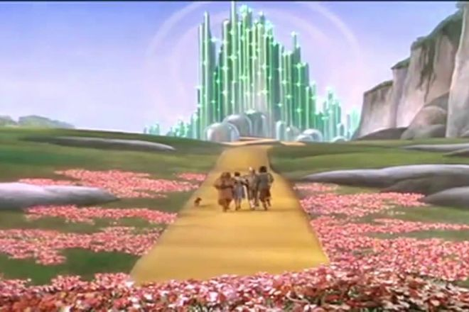 Dorothy's House/Land of Oz, Liberal, United States