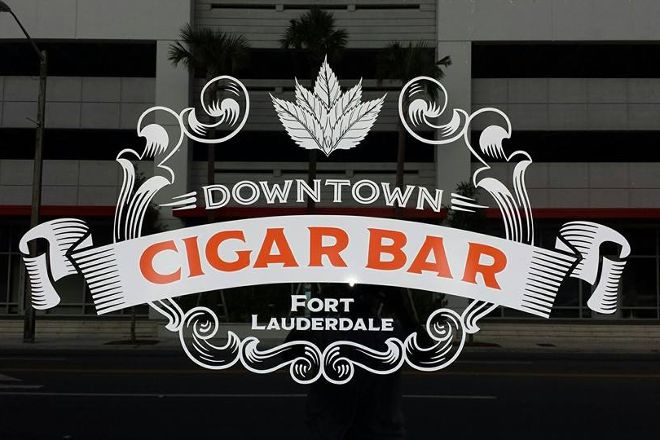 Downtown Cigar Bar, Fort Lauderdale, United States