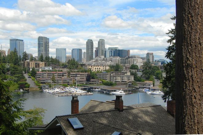 Downtown Park, Bellevue, United States