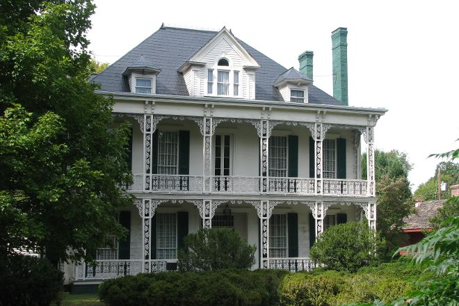 Dr. Josephus Hall House, Salisbury, United States