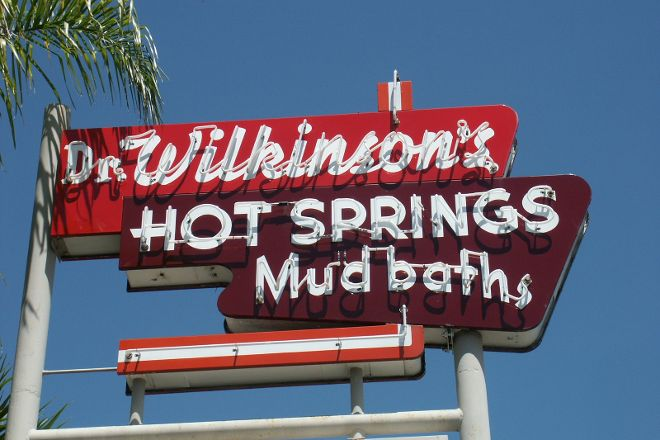 Dr. Wilkinson's Hot Springs Resort, Calistoga, United States