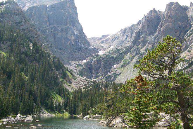 Dream Lake, Rocky Mountain National Park, United States