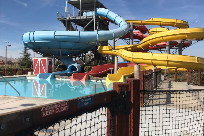DryTown Water Park, Palmdale, United States