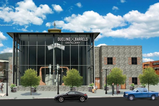 Dueling Barrels Brewery & Distillery, Pikeville, United States