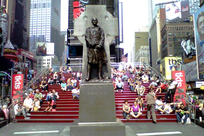 Duffy Square, New York City, United States
