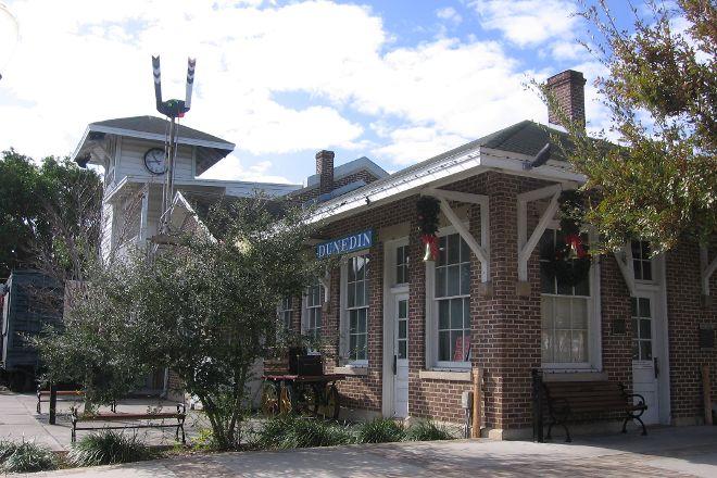Dunedin Historical Society and Museum, Dunedin, United States