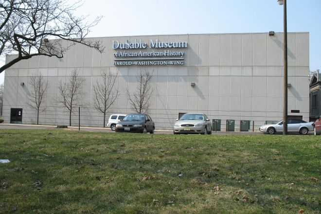 DuSable Museum of African American History, Chicago, United States