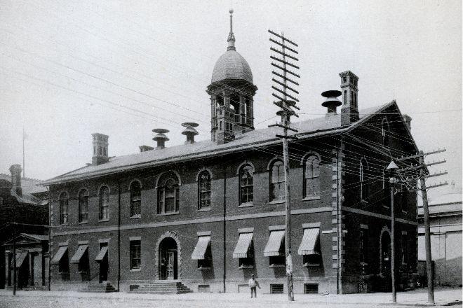 Dutchess County Court House, Poughkeepsie, United States